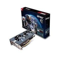 PCI-E 4GB ATI Radeon RX570 Nitro+ Sapphire GDDR5 256Bit HDMI