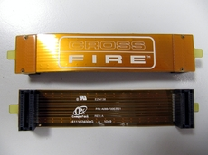 ATI Cross Fire Bridge flexibel 85mmm PCI-E