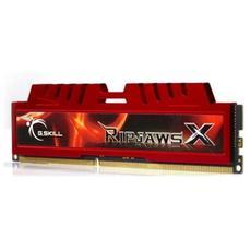 DDR3  8GB PC1333 G.Skill 1x8GB RipjawsX F3-10666CL9S-8GBxl