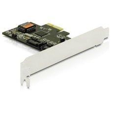 SATA-3 2 Port mit Raid 0/1 DeLock PCI-E