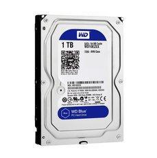 Festplatte SATA-3 1TB WD WD10EZEX blue