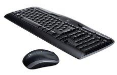 Tastatur+Mouse Logitech Cordless MK330 Nano-receiver USB