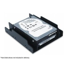 Einbaurahmen HDD/SSD 6,35cm(2,5)-8,9cm(3,5) LC-Power