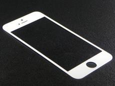 Apple iPhone 5 Front Glas Scheibe Weiß