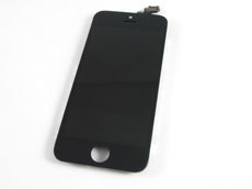 Apple iPhone 5/5(G) Retina Display Touchscreen schwarz Glas