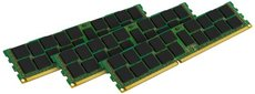 DDR3 12GB PC1333 Kingston Kit 3x4GB CL11 12800 ECC