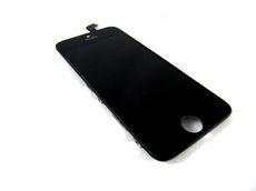 Apple iPhone 5S Front Glas Scheibe Touch Komplettset schwarz