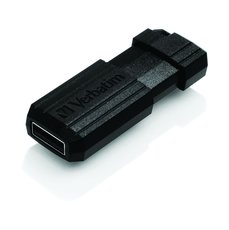 USB 16GB Speicher Drive Verbatim Storen Go PinStripe black