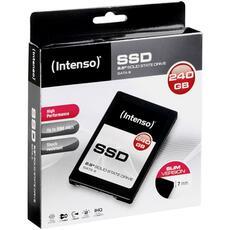 SSD SATA3 240GB 6,4cm(2,5) Intenso High Performane