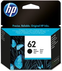 HP Nr.62 (C2P04A) black ink cartridge (original HP)