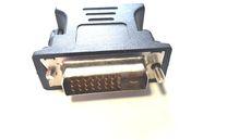 Adapter DVI (m) -> 15pol SUB-D (w) DVI-D 24+1
