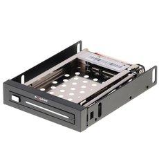 Wechselrahmen HDD/SSD 6,35cm(2,5) auf 3,5 DeLOCK SATA3