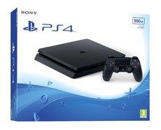Sony Playstation 4 PS4 500GB Slim black
