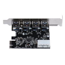 USB HUB 4 Port intern USB3.0 PCI-E 5Gbps