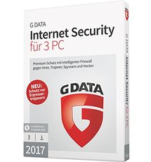 AntiVirus G-Data Internet Security 3 PC