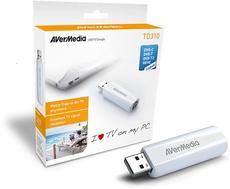 TV-Tuner AVerMedia DVB-T/T2 TV TUNER USB