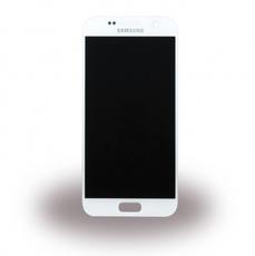 Samsung Galaxy S7 Display G930 weiß Touch Screen Glas