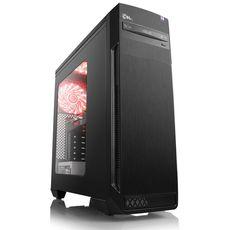 PC Gaming i5-7500 4x3,4GHz 8GB 1TB GTX1060 DVDRW HDMI