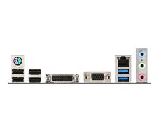 Board S1151 AsRock H110M Pro-VD 2xDDR4 USB3.1 GBL 7.1