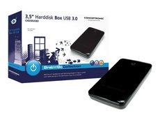 Gehäuse HDD 1x 8,9cm (3,5) USB 3.0 Conceptronic CHD3DUSB3