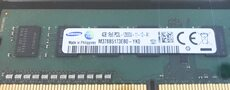 DDR3  4GB PC1600 Samsung Value RAM M378B5173EB0-YK0
