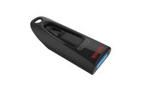 USB 64GB Speicher Drive Stecker SanDisk Ultra USB3.0 100MB/s