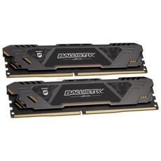 DDR4  16GB PC3000 Ballistix Sport AT BLS2K8G4D30CESTK
