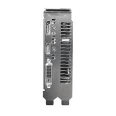 PCI-E 4GB GF GTX1050Ti OC ASUS GDDR5 128Bit DVI HDMI DP Ausstellungsstück