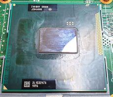 CPU Intel Mobile i3-2350M DualCore 2,3GHz SR0DN Sockel G2 Gebrauchtartikel