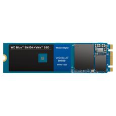 SSD M.2  1TB WD Blue SN550 NVMe