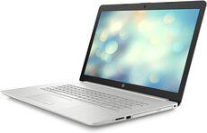 43,6cm(17,3) HP i3 4,2GHz 8GB 512GB SSD W10 DVD_RW silber