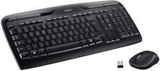 Tastatur+Mouse Logitech Cordless MK330 Nano-receiver USB Ausstellungsstück