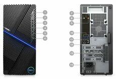 PC Gaming DEll G5 i7 16GB 1TB SSD GF RTX3070 W10