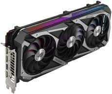 PCIe Grafikkarte 12GB ASUS RX6700XT OC Gaming HDMI ROG-STRIX