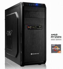 PC Office Ryzen 3 3200G 4x3,6GHz 8GB Vega8 256GB SSD W10P