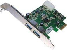 USB HUB 2 Port intern PCI-E USB 3.0 Aixcase (NEC)