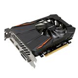 PCI-E 8GB ATI RX550 GigaByte GDDR5 128bit 1xDP 1xHDMI 1xDVI Ausstellungsstück