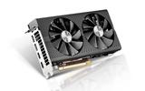 PCI-E 8GB ATI RX570 Sapphire GDDR5 2xHDMI 2x DisplayPort