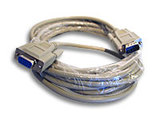Kabel VGA Verlängerung Monitor w/m 5m