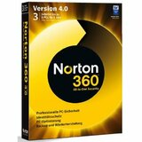 Symantec Norton 360 Version 4.0 3 User deutsch (DE)