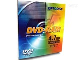DVD-Rohlinge Optodisc RAM 4,7GB 2fach Hard Case OM470-200