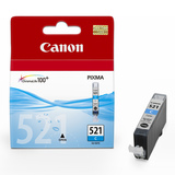 Canon CLI-521c  ip4600,ip3600,MP550,iP4700