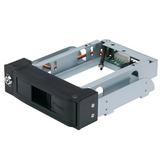 Wechselrahmen Festplatten SATA trägerlos Anti Vibration