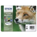 Epson Fuchs Multipack BK/C/M/Y T1285 Stylus S22 16,4ml