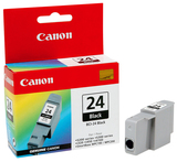 Canon BCI-24bk iP1500/iP2000 i350-470d S300 MP110/130