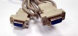 Kabel Nullmodem 9pol.D-Sub-Bu. > 9pol.D-Sub-Bu. 1,8m