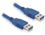 Kabel USB3.0 m/m, Typ A/A    5m