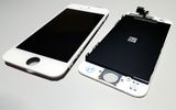Apple iPhone 5 Display Touchscreen weiß