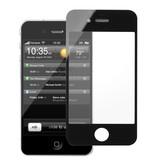 Apple iPhone 4/4G Front Glas schwarz