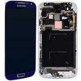 Samsung Galaxy S3 i8190 Display Touchpad blau Mini